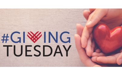Giving Tuesday raised an estimated $400 million in a single day.