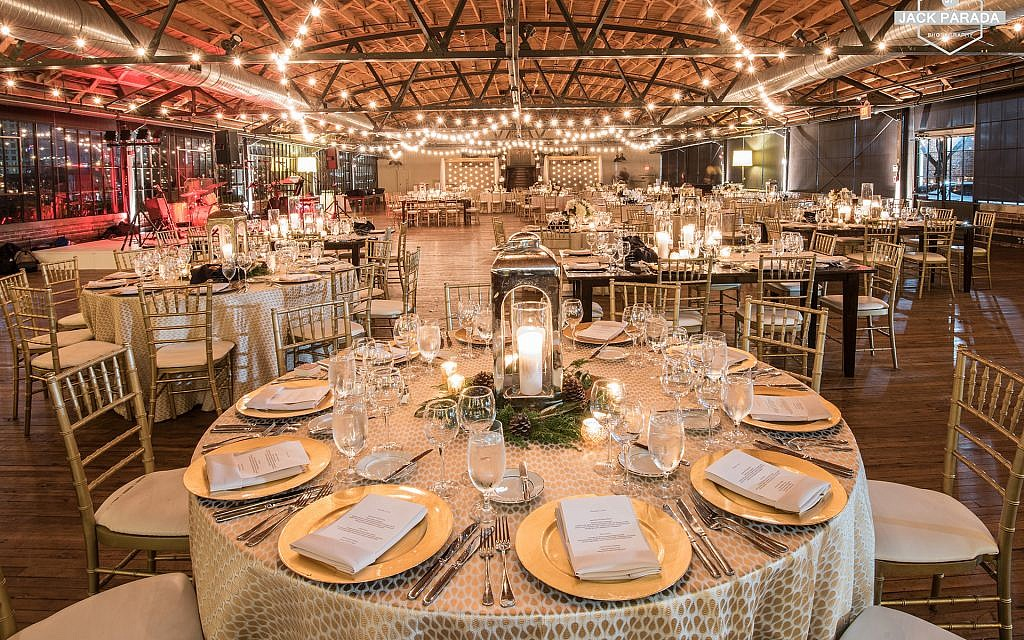 Bold Catering and Design is known for elaborate decor and food options for celebrations.
