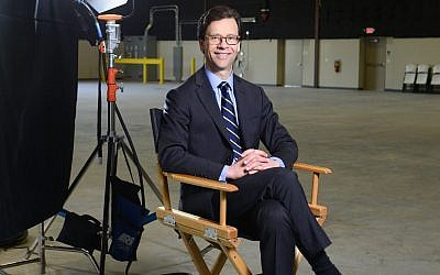 Georgia Film Academy Executive Director Jeffrey Stepakoff is the steam engine behind our state's business of film entertainment.