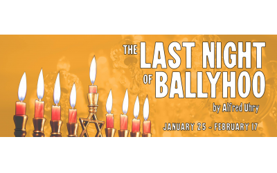 "Atlanta native Alfred Uhry's ""The Last Night of Ballyhoo"" opens Friday, Jan. 25, at the Stage Door Players in Dunwoody."