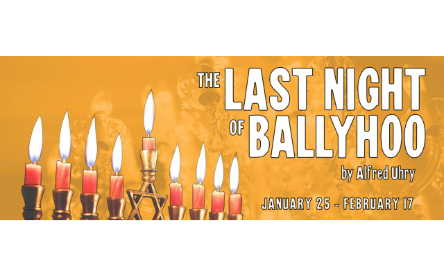 """Atlanta native Alfred Uhry's """"The Last Night of Ballyhoo"""" opens Friday, Jan. 25, at the Stage Door Players in Dunwoody."""