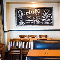 Photos by Tori Allen, PR // The Specials Board changes with Bruce's magic whims.
