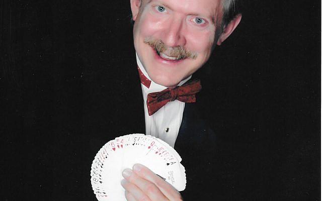Magician Paul Sponaugle of Magic & Mirth