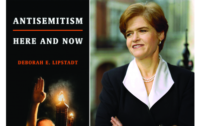 """Antisemitism: Here and Now"" by Deborah Lipstadt"