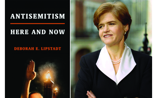 """""""Antisemitism: Here and Now"""" by Deborah Lipstadt"""