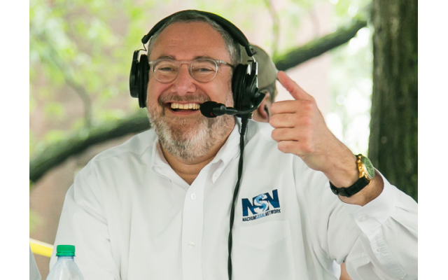 Kruter Photography // Nachum Segal brought his New York halftime show and daily programming to Atlanta this week leading up to the Super Bowl.
