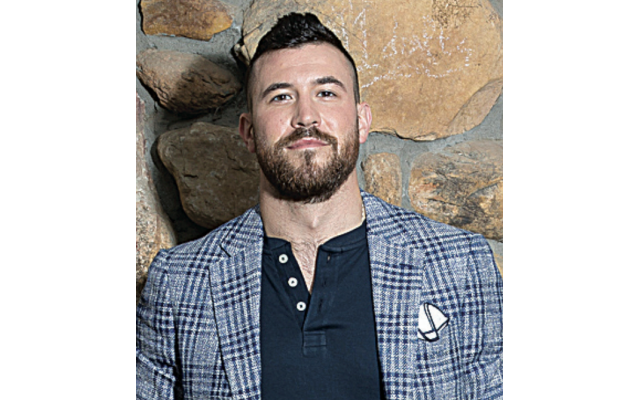 Elle Wood Photography // Jezebel magazine selected Kaplan as one of the most eligible Atlanta bachelors of 2018.