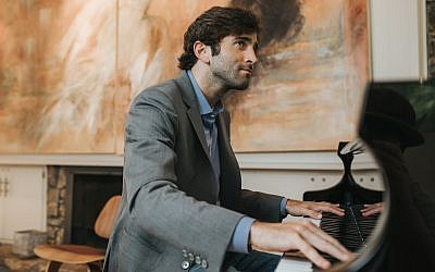 Pianist and composer Joe Alterman is the new director of the Atlanta Jewish Music Festival.