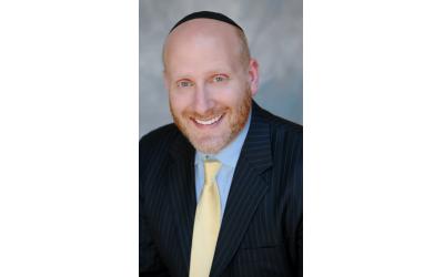 Rabbi Ari Leubitz, head of the Atlanta Jewish Academy.