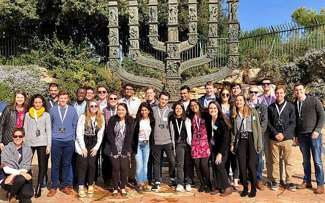 Conflict on campus stemmed from a Hillel-sponsored trip to Israel over winter break.