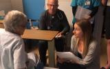 Patient and staff find benefits in Stein's 1Unit program.