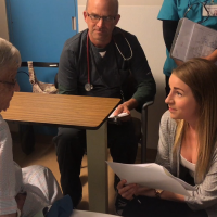 Patient and staff find benefits in Stein's 1Unit program.