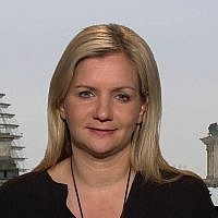 Juliane Schauble is the Washington correspondent for the German newspaper, Der Tagesspiegel.
