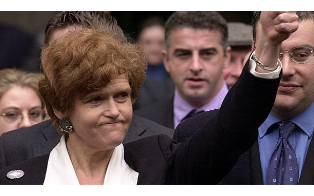 Holocaust historian Deborah Lipstadt resigns from local Atlanta synagogue.