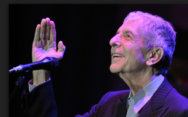 """Leonard Cohen's """"Hallelujah"""" is one of the most widely recorded popular songs."""