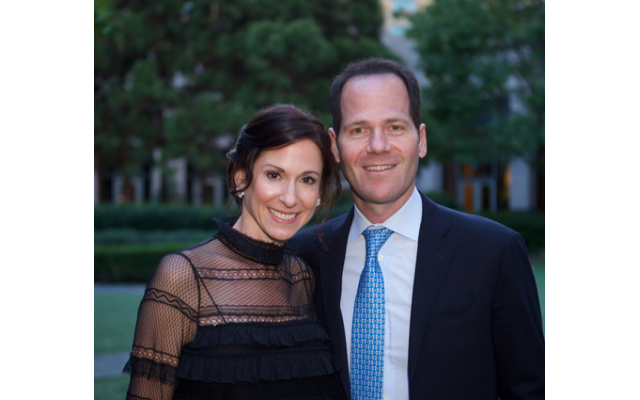 Cheryl and Phil Yagoda are founders of Ian's Friends Foundation.