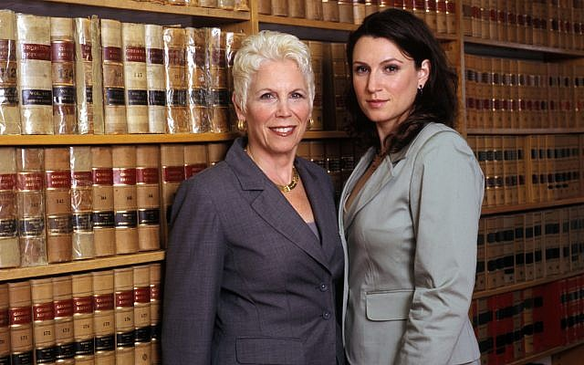 "Arlene Koslow and daughter, Pia Koslow Frank ""then"" partnered together in a family law practice."