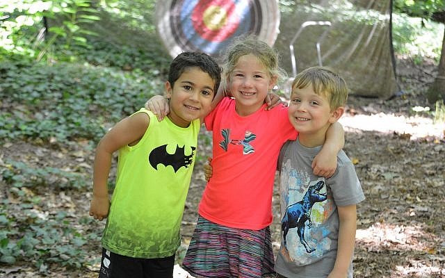 Getting kids outdoors is this summer's focus at Camp Isadore Alterman.