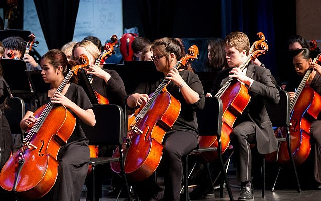 Students and teachers will perform with the Gwinnett Symphony Youth Orchestra on May 13.