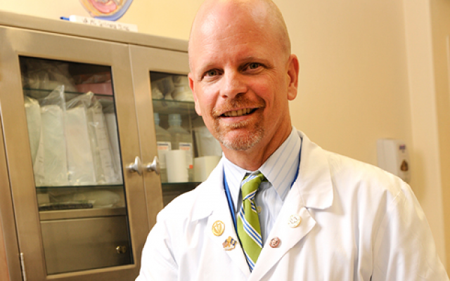 Dr. Ted Johnson is a professor of geriatric medicine within the Emory School of Medicine and director of the Woodruff Health Sciences Center for Health in Aging.