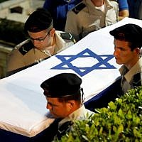 Photo via Reuters/Ronen Zvulun // Zachary Baumel, a U.S.-born Israeli soldier, was missing since a 1982 tank battle.