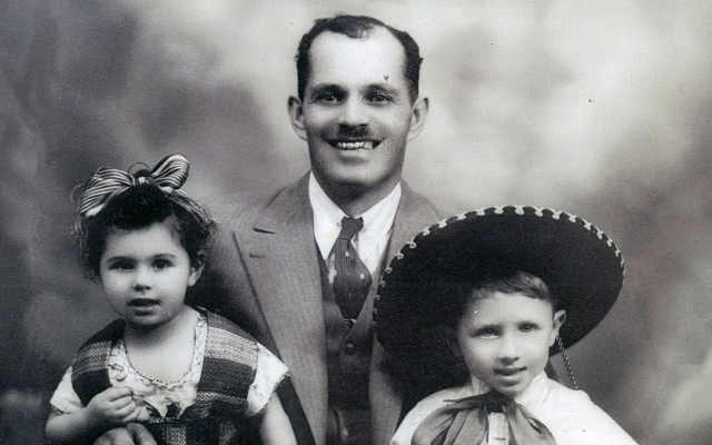 """""""A Kiss to This Land"""" is a documentary that pays tribute to the Jewish immigrants of Mexico."""