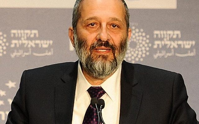 In the aftermath of the election, interior minister Aryeh Deri of Shas is among Israel's politicians at risk of indictment along with Netanyahu.