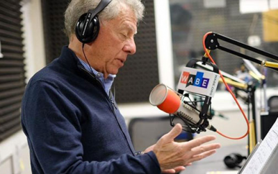 Hank Klibanoff won his Peabody Award for his series of podcasts on WABE, the NPR station in Atlanta.