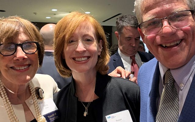 Spring Asher, Susan Booth and Max Leventhal connect AJC to the Atlanta Jewish Film Festival.