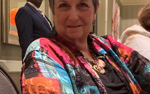 Volunteer of the Year Joan Massre strives to set an example for the next generation.