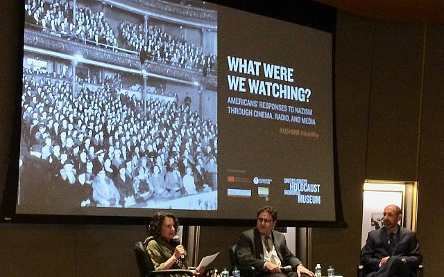 Program at Atlanta's National Center for Civil and Human Rights discussed how the media influenced public opinion in America during the Holocaust.