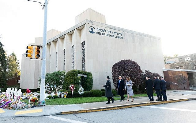 The Chabad of Poway shooting occured six months to the day after the massacre at the Tree of Life-Or L'Simcha synagogue in Pittsburgh.