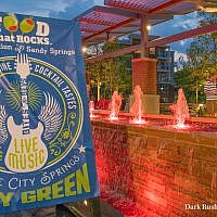 Photos by Dark Rush // Food That Rocks is on for June 8 on the City Green at City Springs.