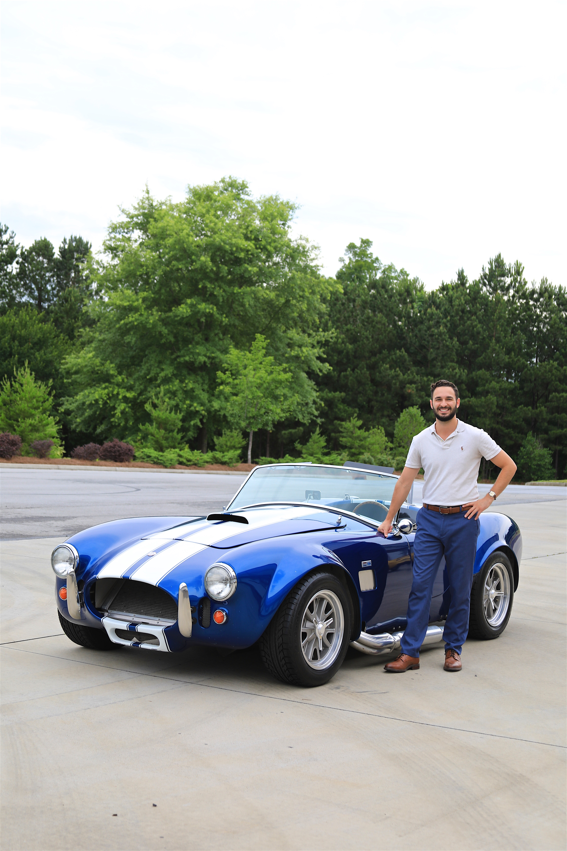 Classic Car Enthusiast Credits Family For Success Atlanta Jewish Times