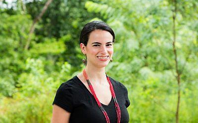 Lily Brent, director of Repair the World Atlanta.
