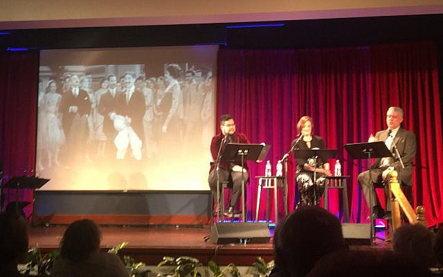 """The Music of the Marx Brothers"" was part of the Molly Blank Concert Series at The Breman Museum."