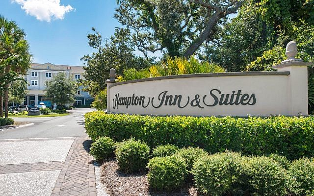 Peachtree Hotel Group's Hampton Inn & Suites in Jekyll Island.