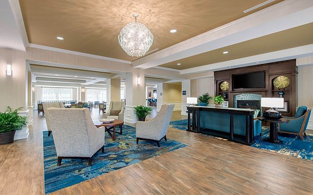 The Hampton Inn & Suites in Jekyll Island is among the properties in Peachtree Hotel Group's portfolio.