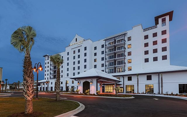 Peachtree Hotel Group's SpringHill Suites in Navarre Beach, Fla.