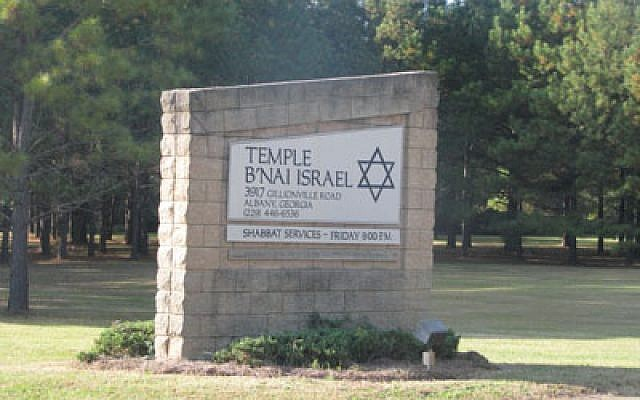 Temple B'Nai Israel in Albany faces challenging times.