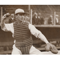 Berg played for 15 years in the major leagues, mostly as a catcher.