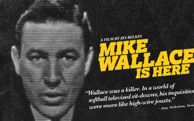 """Mike Wallace Is Here"" is a portrait of the legendary journalist's life and times."
