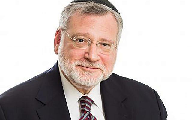 Allen Fagin is Orthodox Union's vice president.