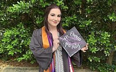 Lilli Jennison recently graduated from Kennesaw State University cum laude with a public relations degree.