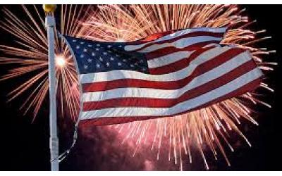 Happy Fourth of July. 2019