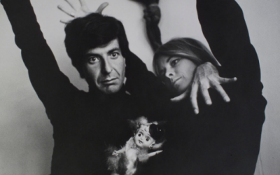 """Leonard Cohen and his relationship with the subject of his song, """"So Long, Marianne"""" is the focus of a new documentary."""