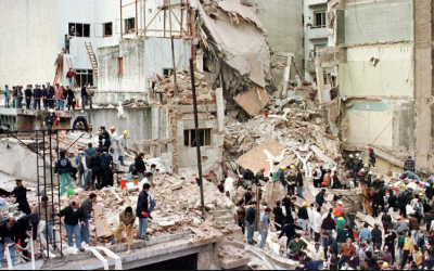The 1994 blast was a devastating blow to the Buenos Aires Jewish community.