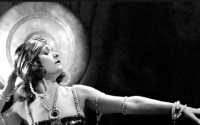 "The 1924 silent film ""Forbidden Paradise,"" staring Pola Negri, is showing Sept. 4 at the Emory Cinematheque."