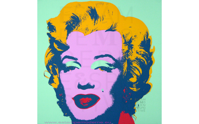 """WARHOL and the WEST"" follows the same pattern as Warhol's Jewish series, which included a serigraph of Marilyn Monroe."