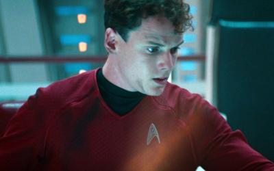 Anton Yelchin portrayed the young Pavel Chekov in several Star Trek films.